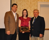 Dr. Donaldson Receives 2013 National Pork Board Swine Industry Award