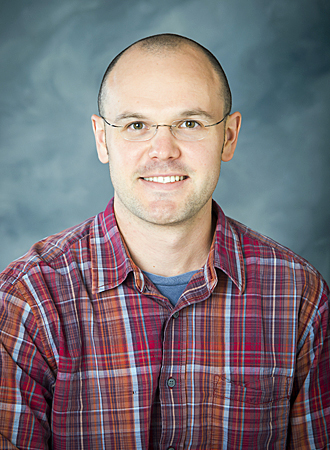 Dr. Matthew Brown Receives Henry Family Research Funds