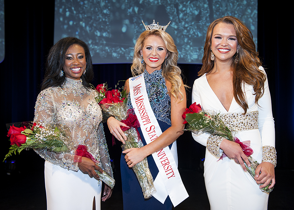 Biological Sciences Major Named First Alternate in Miss MSU Pageant