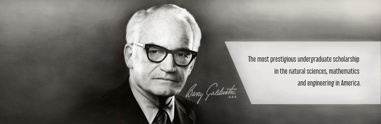 Prestigious Goldwater Scholarship Award