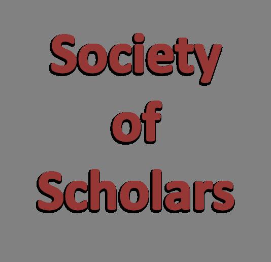 Spring 2017 Society of Scholars