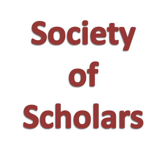 Congratulations to the Fall 2017 Society of Scholars Inductees